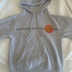 small santa cruz sweatshirt